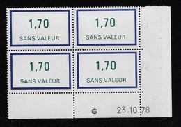 FRANCE  ( FFIC - 109 )  1976  N° YVERT ET TELLIER  FICTIF  N° F214   N** - Autres