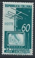 Italie YT 673 Neuf Sans Charnière - XX - MNH - 1946-60: Nieuw/plakker