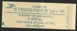 France Carnet 2224 C1  Conf 8 - Definitives