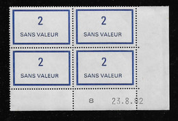FRANCE  ( FFIC - 112 )  1978  N° YVERT ET TELLIER  FICTIF  N° F215   N** - Autres