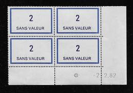 FRANCE  ( FFIC - 113 )  1978  N° YVERT ET TELLIER  FICTIF  N° F215   N** - Autres