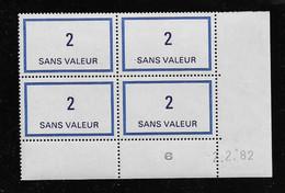 FRANCE  ( FFIC - 114 )  1978  N° YVERT ET TELLIER  FICTIF  N° F215   N** - Autres