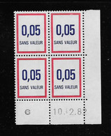 FRANCE  ( FFIC - 119 )  1981  N° YVERT ET TELLIER  FICTIF  N° F231   N** - Autres