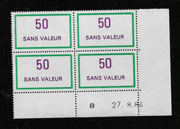 FRANCE  ( FFIC - 120 )  1981  N° YVERT ET TELLIER  FICTIF  N° F237   N** - Autres