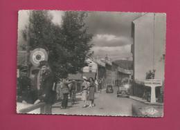 Bourg-Madame - Rue Principale Et Douane - Douane