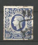 GRANDE BRETAGNE    1939  N°   226    Obl - Gebraucht
