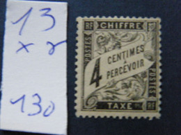 Tax No 13 Neuf ** - 1960-.... Nuovi