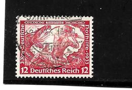 III-Mi.Nr.504 A / Wagner 12  Pfg- O - Usati