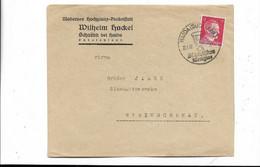 Brief Aus Schaiba Nach Steinschönau  1942 ( Alles  Tschechien ) - Covers & Documents