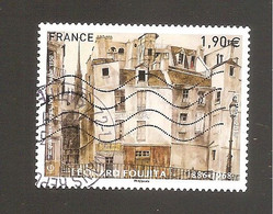 Francia 2018 Used Leonard Foujita - 2010-.. Matasellados