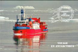 TAAF 661/676  Carnet De Voyage 2013  Neuf ** MNH Sin Charmela - Ongebruikt