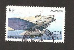 Francia 2000 Used Poste Aerienne - Non Classés