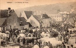VARZY - Le Champ De Foire - Altri Comuni