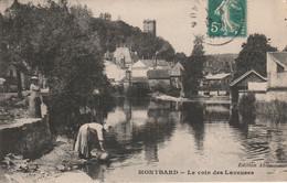 21/ Montbard - Le Coin Des Laveuses - écrite - Montbard