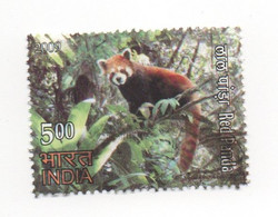 Inde India 2009 - YT 2169 - Petit Panda Roux - Oblitéré - Used - Used Stamps