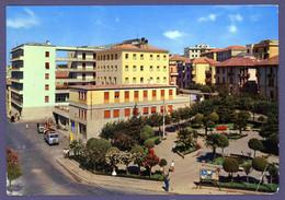 °°° Cartolina - Catanzaro Rione S. Leonardo Jolli Hotel Viaggiata (l) °°° - Catanzaro