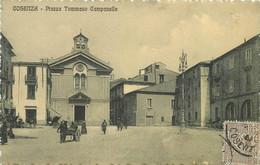 COSENZA - Piazza Tommaso Campanella. - Cosenza