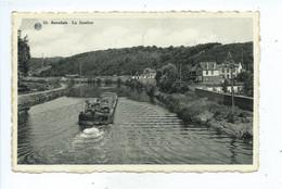 Auvelais La Sambre ( Péniche ) - Sambreville
