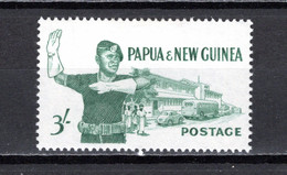 PAPOUASIE ET Nlle GUINEE    N° 36     NEUF AVEC CHARNIERE  COTE  3.00€   POLICIER - Papouasie-Nouvelle-Guinée