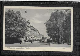 AK 0639  Dresden - Kesseldorfer Strasse / Ostalgie , DDR Um 1955 - Dresden
