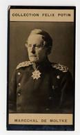 Collection Felix Potin - 1898 - REAL PHOTO - Marechal De Moltke, Helmuth (Karl Bernhard) Von Moltke, Deutschland - Félix Potin