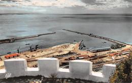 Maroc - AGADIR - Vue Du Port Prise De La Casbah - Agadir