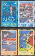 Guernesey 2004 Neufs**, Poster Art - Guernsey