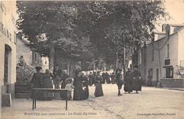44-NANTES- SES ENVIRONS- LE PONT DU CENS - Nantes