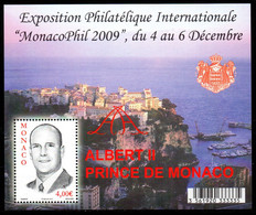 Col18  2009 Monaco N° 2704 BF 94 Neuf XX MNH  Cote 13,00€ - Nuovi