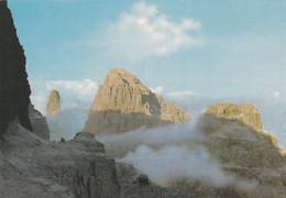 (C692) - DOLOMITI DI BRENTA (Trento) - Campanile Basso - Trento