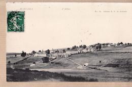 X42148 ♥️ Peu Commun MARLHES Loire Village L' ALLIER 1913 à Gabrielle AUGER 12 Rue Spinoza Nîmes -N.D JOUBERT 16 - Other Municipalities