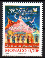 Col18  2009 Monaco N° 2717 Neuf XX MNH  Cote 2,20€ - Neufs