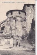[40] Landes  L'eglise Roquefort - Roquefort