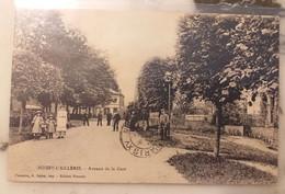 95 BOISSY L'AILLERIE - Avenue De La Gare - Boissy-l'Aillerie