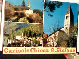 CARISOLO Trento La Chiesa Santo Stefano 1981   150 LIRE RIVA DEL GARDA ISOLATO HX3408 - Trento