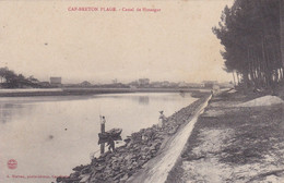 [40] Landes > Capbreton Canal De Hossegor - Capbreton