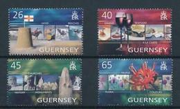 Guernesey 2004 Neufs**, Tourisme - Guernsey