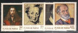 Roumanie 1971 Yvert 2648/51 Neufs** MNH (AE55) - Unused Stamps