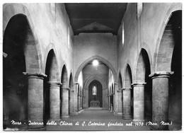Naro (Agrigento). Interno Della Chiesa Di Santa Caterina. - Agrigento