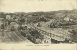 -  43  -  DUNIÈRES -  La  Gare - Vue D'ensemble . - Andere Gemeenten