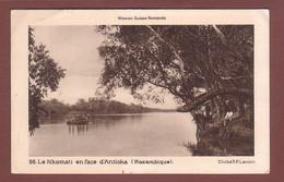 MOZAMBIQUE - Le Nkomati En Face D'Antioka - Mission Suisse Romande - Mozambique