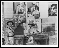 "PHOTO NATIONAL FILM - "" Shanghaï Express "" MARLENE DIETRICH ANNA MAY WONG CLIVE BROOK WARNER OLAND - Train 1932 - Beroemde Personen"