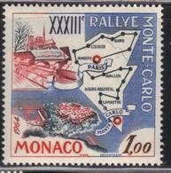 Monaco 1963 Yvert 616 Neuf** MNH (AE77) - Nuovi