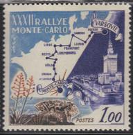 Monaco 1963 Yvert 614 Neuf** MNH (AE77) - Nuovi