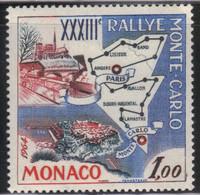 Monaco 1963 Yvert 616 Neuf** MNH (AE78) - Ungebraucht