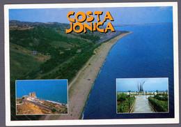 °°° Cartolina - Costa Jonica Vedute Viaggiata (l) °°° - Cosenza