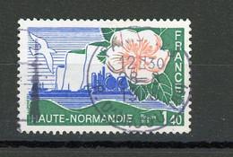 """FRANCE - HAUTE NORMANDIE - N° Yvert 1992 Obli Ronde De """"PARIS De 1978 """" - Gebraucht"""