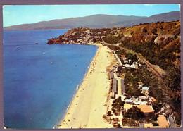 °°° Cartolina - Caminia Spiaggia Viaggiata (l) °°° - Catanzaro