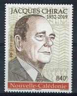 Nouvelle-Calédonie, Jacques Chirac, Président De La République, 2020, **, TB - Unused Stamps