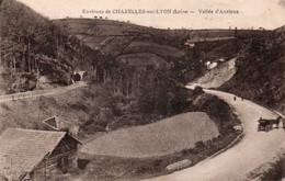Environs De CHAZELLES SUR LYON ( 42 ) - Vallée D'Anzieux - Other Municipalities
